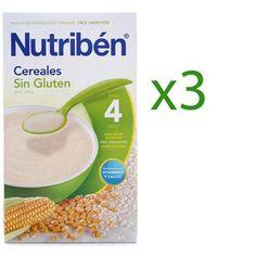 Nestle nestum expert papilla de cereales sin gluten 500g papillas pinterest baby cereal - Cereales sin gluten bebe 3 meses ...