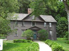 Alcott House - Concord, Massachusetts
