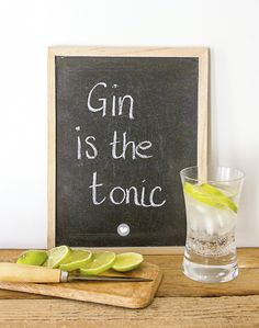 Gin is the tonic.   The Simple Things magazine, May 2017