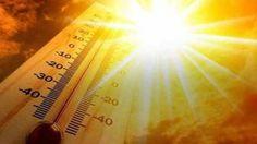 WEEKEND DE FOC: Temperaturile maxime vor depăşi pragul caniculei
