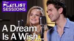 """Watch the Stars of Newsies Sing This Reimagined Rendition of """"A Dream Is A Wish Your Heart Makes"""" Disney Dream, Disney Love, Disney Playlist, Little Theatre, Classic Songs, Disney Music, I Have A Crush, Disney Addict, My Escape"""