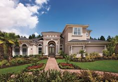 The Rinaldi in Coastal Oaks at Nocatee is a part of Toll Brothers Estate Collection of homes.