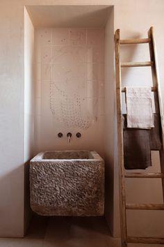 Ceramic wall tiles PESCATORE DI STELLE by @bardelli design Marcello Chiarenza