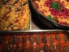 Most beautiful Syrian food. #soukberlin