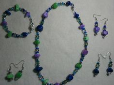 Beaded Jewelry Collection project on Craftsy.com