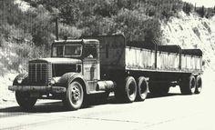 Semitrckn 1939 Peterbilt classic 344