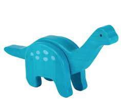 EverEarth- Wooden Toys- Bamboo Dinosaurs {Brachiosaurus}