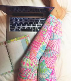Lilly leggings are so cute