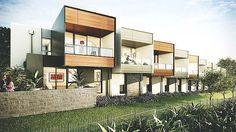 horizon-1_729-620x349.jpg (620×349) Medium Density housing, High density housing, sustainable housing inspiration for Spot Design Studio (www.spotdesignstudio.com.au)