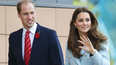 Prince William and Kate Middleton (aka Their Royal Highnesses the Duke and Duchess of Cambridge) will be visiting the United States of America for three days in December, which was confirmed Friday . Prince William And Kate, William Kate, Duke And Duchess, Duchess Of Cambridge, Duchess Kate, Royal Family Portrait, Kate Middleton Hair, House Of Windsor, Royal Dresses
