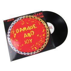 The Jesus & Mary Chain: Damage And Joy Vinyl 2LP