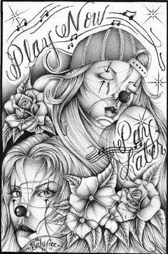 58 Best Smile Now Cry Later Images Chicano Art Chicano Chicano