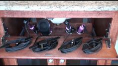POJJO - Vanity Valet Secret (Blow dryer, curling iron, flat iron storage...