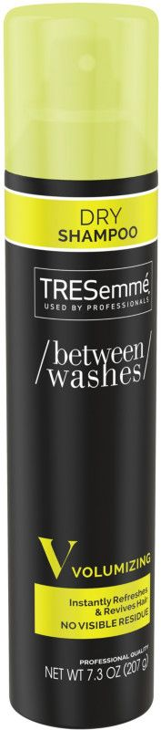 The Tresemme Between Washes Volumizing Dry Shampoo Is The Perfect Hair Care Product For The Days You Don T Wash Your Hair A Quick Dry Shampoo Shampoo Tresemme