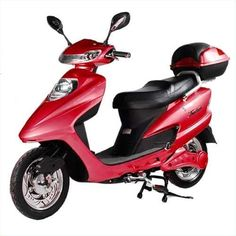 TaoTao ATE-501 BURGUNDY Automatic 500 Watt Street Legal Electric Scooter Electric Bicycle, Electric Scooter, Trike Scooter, 3rd Wheel, Mopeds, Choppers, Scooters, Bicycles, Summer Fun