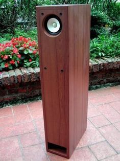 Floor Speakers, Floor Standing Speakers, Horn Speakers, Monitor Speakers, Diy Bookshelf Speakers, Diy Speakers, Electronic Schematics, Speaker Design, Hifi Audio