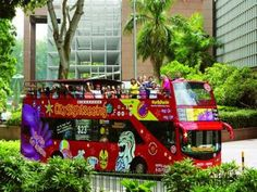 Singapore City Sightseeing Hop On Hop Off Tour