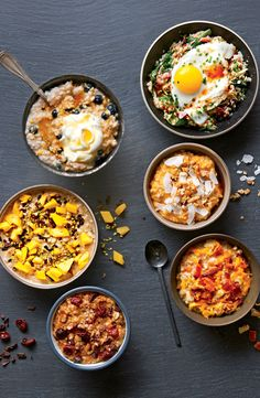 6 New Ways to Top Your Oatmeal | Runner's World