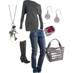 a day out, created by butterfly285 on Polyvore