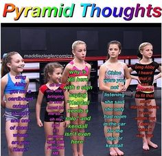 Pyramid thoughts.