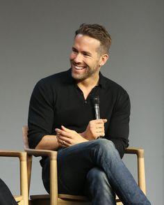 Ryan Reynolds Appearances September 2015 | Pictures | POPSUGAR Celebrity