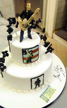 Springsteen cake