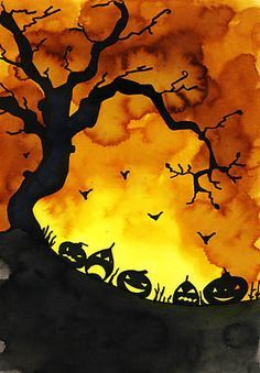 - halloween art - Halloween - uh, it& scary now - Halloween – uh, it& scary now halloween art halloween art ideas halloween *************** Halloween – uh, it& scary now Source by reeentheknolch ************ - Halloween Cartoons, Art Halloween, Halloween Art Projects, Halloween Arts And Crafts, Halloween Rocks, Halloween Scene, Halloween Painting, Halloween Pictures, Holidays Halloween