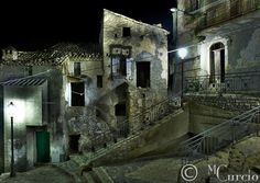 abandoned italy | ... semi-abandoned old medieval village in Calabria, southern Italy