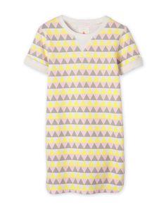 Triangle Sweater Dress