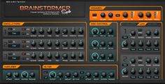 FREE: BrainStormer – Virtual Analogue Synth by Roazhon DSP | ProducerSpot http://www.producerspot.com/brainstormer-free-virtual-analogue-synthesizer-by-roazhon-dsp