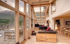 The Penthouse | Heinz Julen Architecture