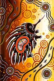 View the largest range of contemporary Aboriginal art and artefacts in Sydney. Aboriginal Art Symbols, Aboriginal Tattoo, Aboriginal Art Animals, Aboriginal Patterns, Aboriginal Dot Painting, Aboriginal History, Aboriginal Culture, Dot Art Painting, Aboriginal Art Australian