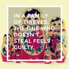 Note with content: In a family ...