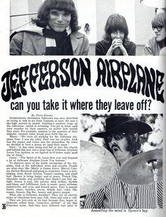 Jefferson Airplane Magazine.
