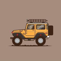 Land Cruiser - FJ40