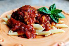 I really love pasta, it's my favorite dish!