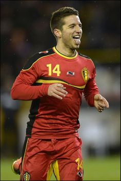 Dries Mertens Can I holla
