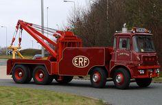 ERF - G Hardy of England