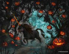 Year of the Unicorn: October by kirileonard