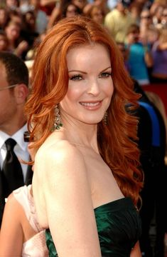 Marcia Cross - another great choice for Lady Constance