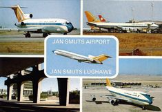 Boeing 727, Passenger Aircraft, Airports, Childhood Memories, Netherlands, South Africa, Aviation, Hobbies, African