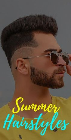 Summer Hairstyles for Men Mens Summer Hairstyles, Cool Hairstyles For Men, Men's Hairstyles, Latest Beard Styles, King James I, Mens Fashion Blog, Hair Game, Hairstyle Look, Face Shapes
