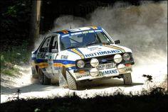 Ari Vatanen: Ford Escort RS1800