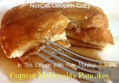 have to try these! I love Maccas hotcakes! if in Australia- order Bisquik from http://www.usafoods.com.au/