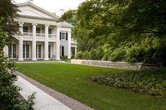 Lawn, landscape, masonry - Keith LeBlanc Landscape Architecture - Dell Mitchell Architect