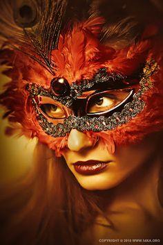 Mask made by Dimitar Hristov