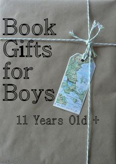 Book Gifts for Boys aged 11+ - Children's Books Daily...