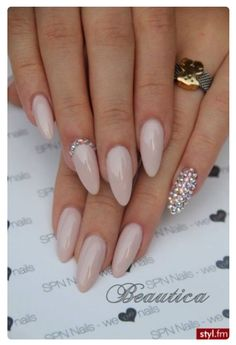 Like the nail art not the shape