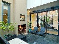 North Fitzroy Renovation by Architecture Matters