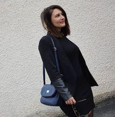Pour passer un entretien @nororredePP préfère un petit sac besace pratique et discret comme ce modèle BABOU à 12€.
